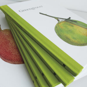 Greengrocer artist's book