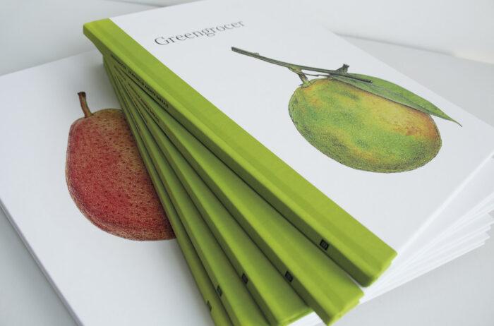 Greengrocer artist's book
